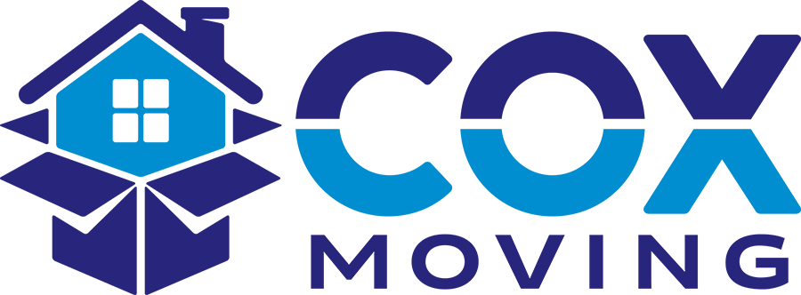 Cox moving Logo art