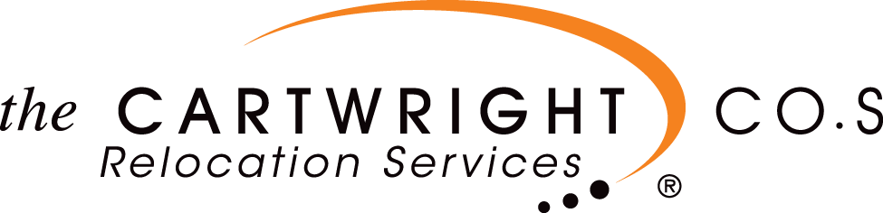 Cartwright Relocation Services Logo art